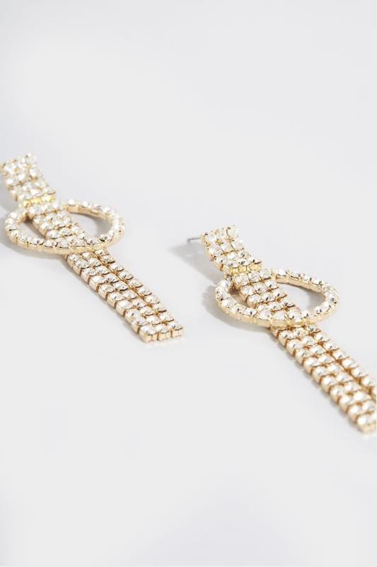 Gold Diamante Tassel Earrings_1813.jpg