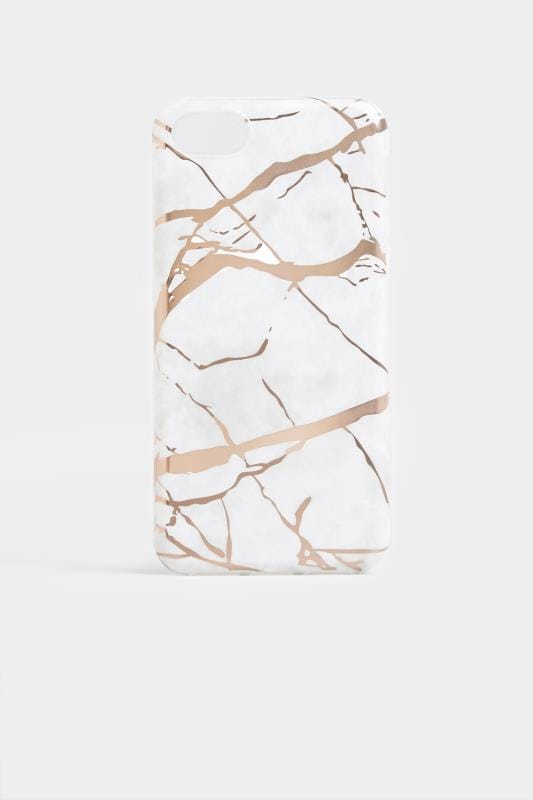 Plus Size Phone Cases Grey Marble Phone Case