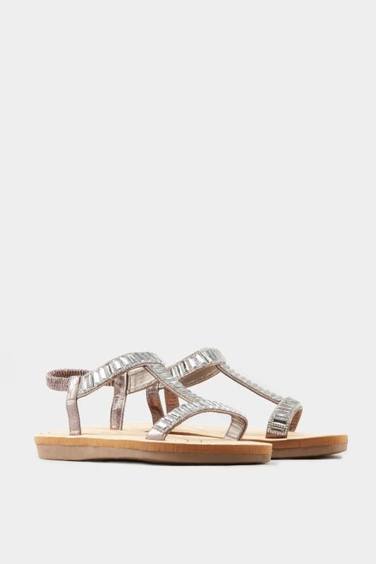 Grey Sparkle H-Band Sandals In Extra Wide Fit_7f10.jpg