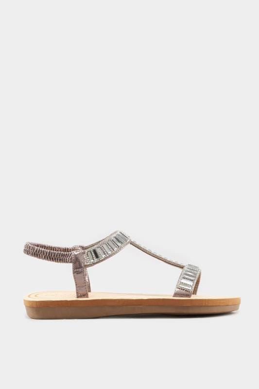 Grey Sparkle H-Band Sandals In Extra Wide Fit_8430.jpg