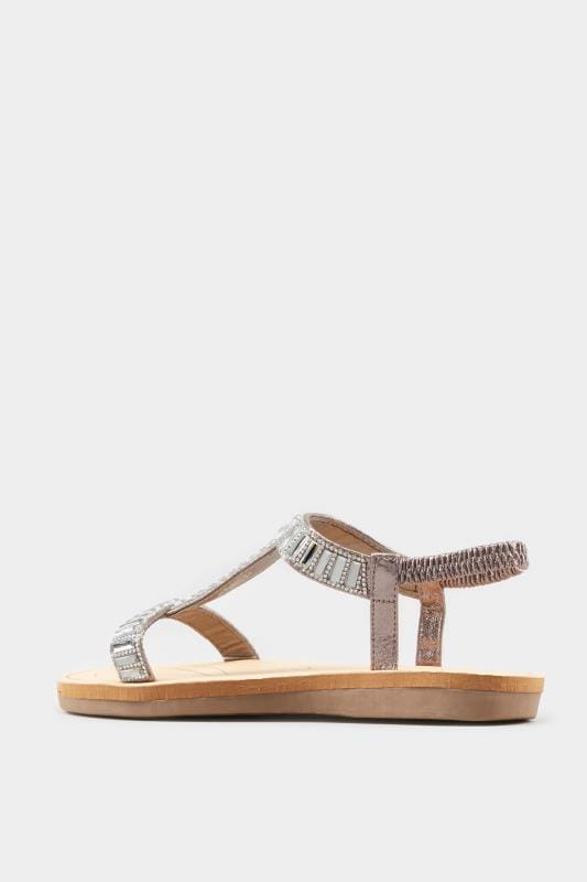 Grey Sparkle H-Band Sandals In Extra Wide Fit_a29c.jpg