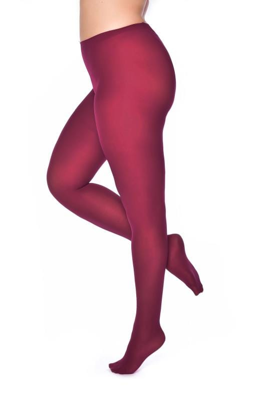 Hot Pink 50 Denier Tights