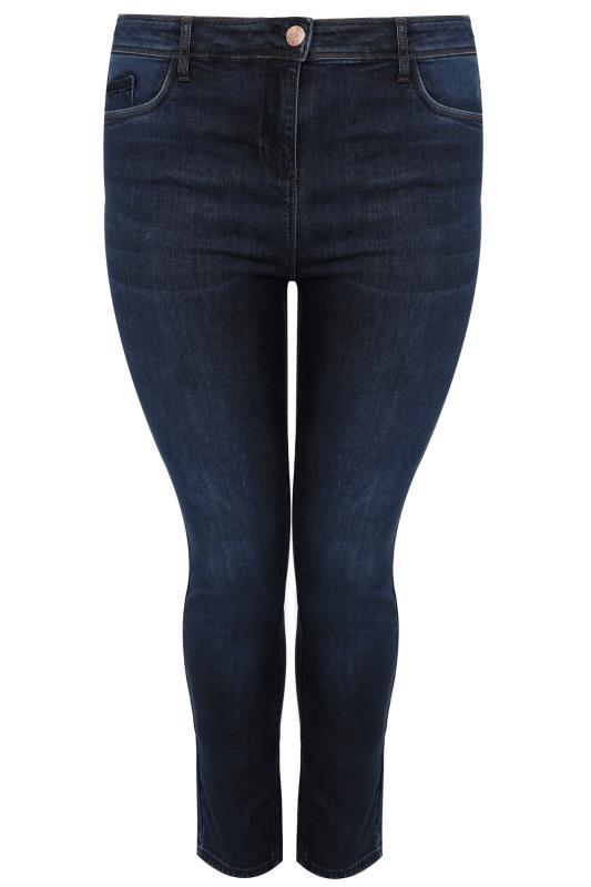 Indigo Blue Skinny SHAPER AVA Jeans