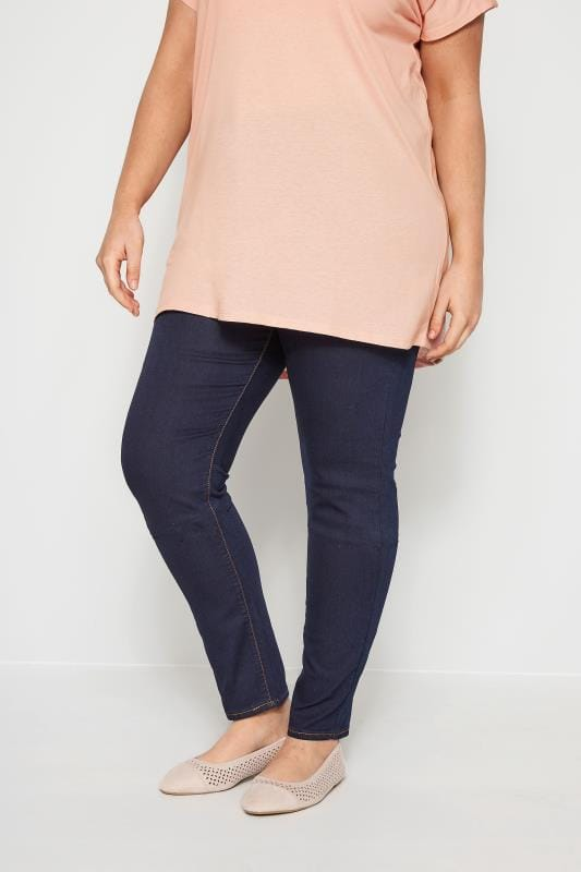 Indigo Blue Skinny Jeans