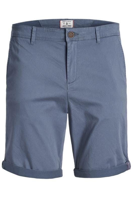 Plus Size Beauty JACK & JONES Blue Chino Shorts