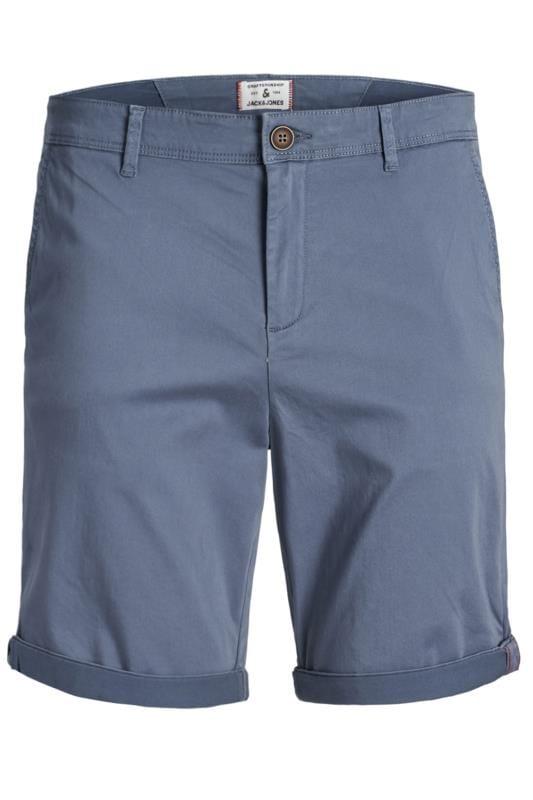JACK & JONES Blue Chino Shorts
