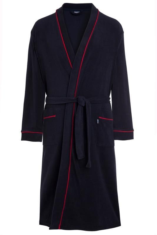 Nightwear JOCKEY Navy Bathrobe 202991