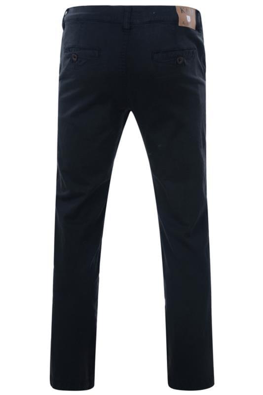 KAM Navy Chino Trousers_5a2c.jpg