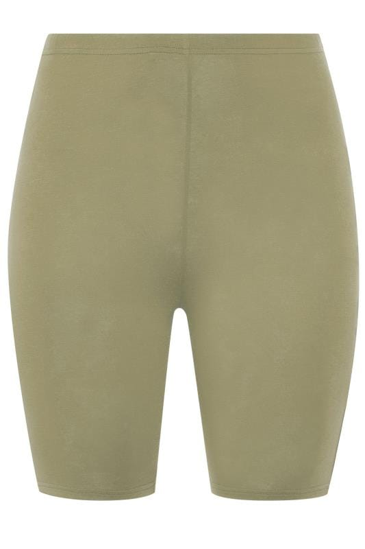 LIMITED COLLECTION Khaki Cycling Shorts