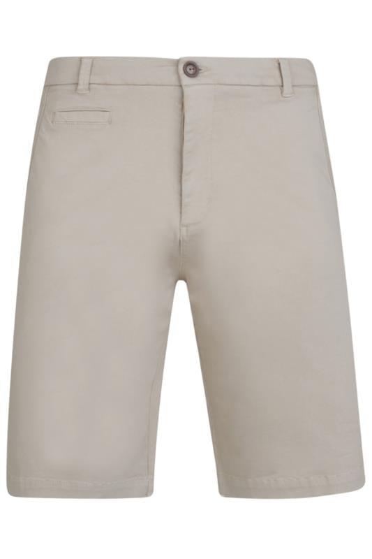 Men's Chino Shorts KAM Stone Chino Shorts