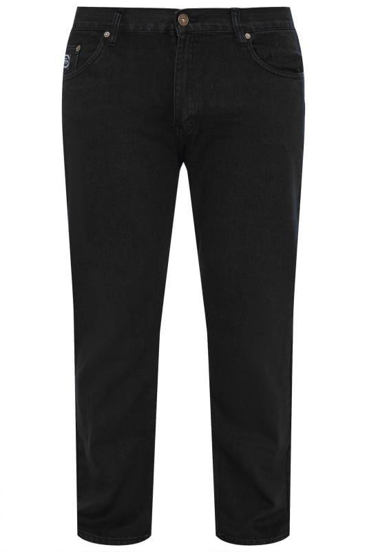 KAM F101 Black Jeans