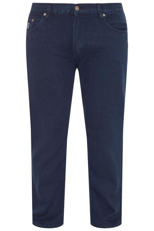 Straight KAM F101 Indigo Jeans 202099