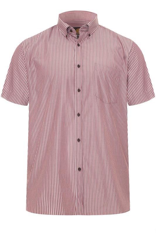 KAM Wine Stripe Premium Shirt