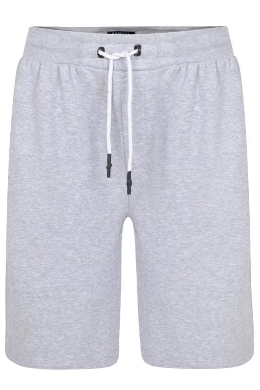 KANGOL Grey Jogger Shorts