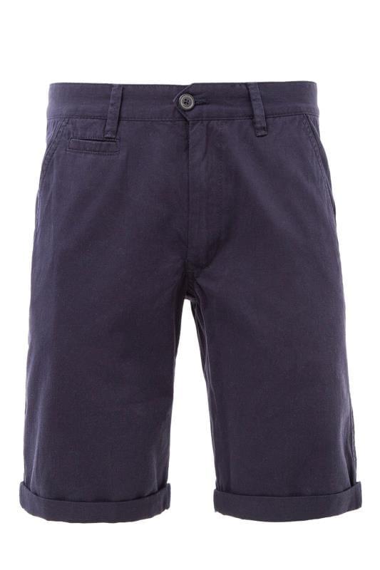 Chino Shorts KANGOL Navy Chino Shorts 202754