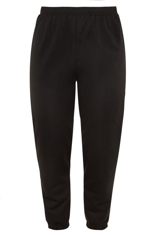 LIMITED COLLECTION Black Basic Joggers