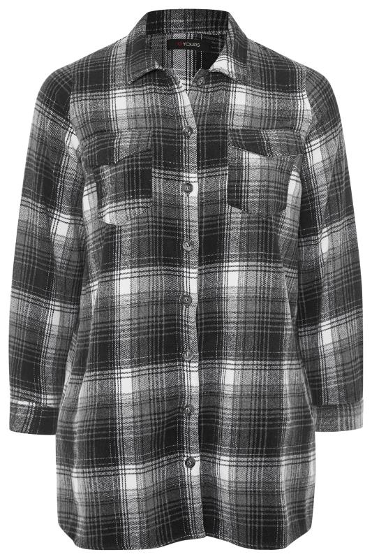 LIMITED COLLECTION Black Check Shacket_4f58.jpg