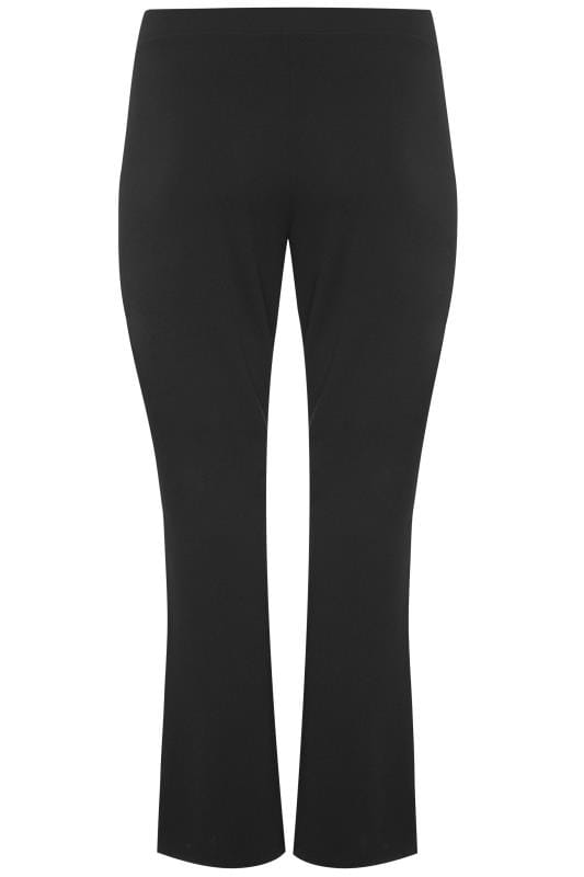 LIMITED COLLECTION Black Flared Trousers