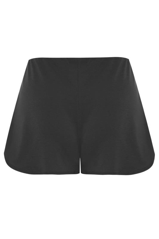 LIMITED COLLECTION Black Lounge Shorts