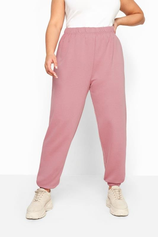 LIMITED COLLECTION Blush Pink Joggers