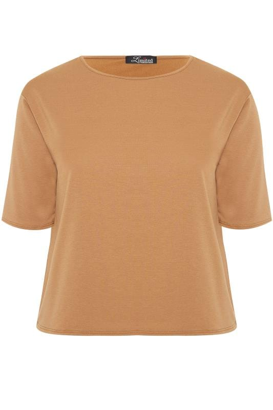 LIMITED COLLECTION Camel Lounge Top