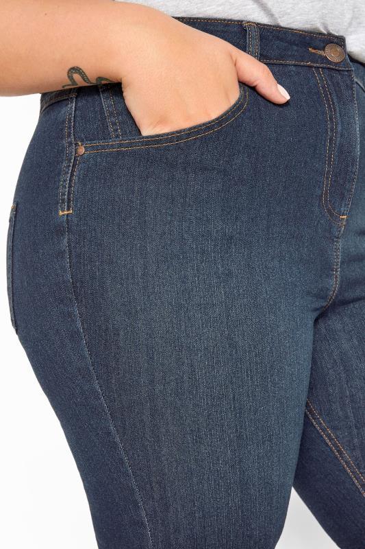 LIMITED COLLECTION Dark Blue Denim Shorts