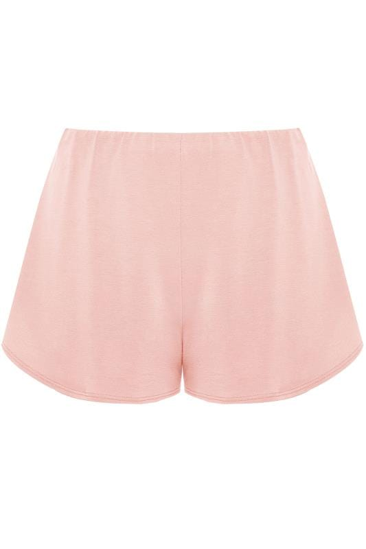 LIMITED COLLECTION - Lounge short in roze