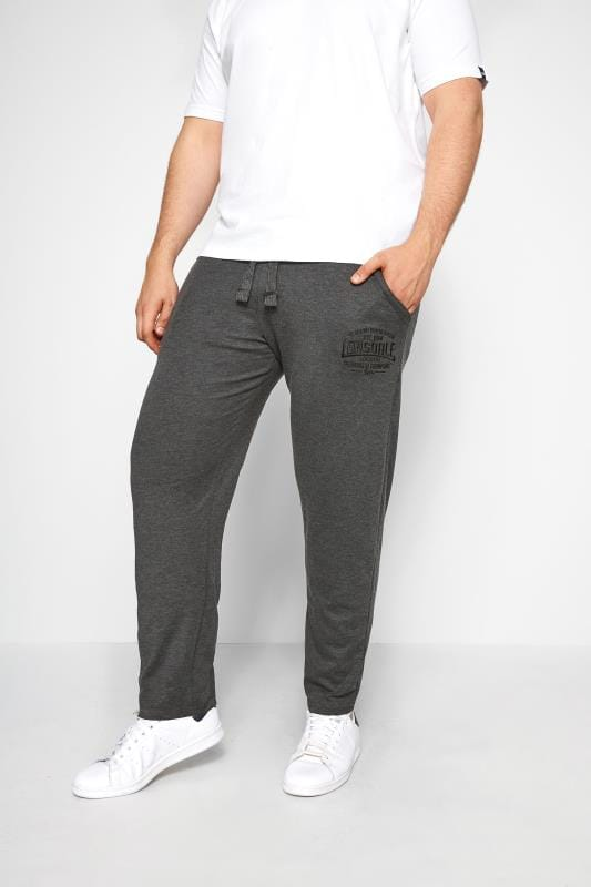 Joggers LONSDALE Charcoal Logo Joggers 171129