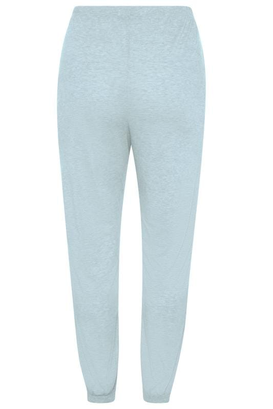LIMITED COLLECTION Blue Marl Lounge Joggers