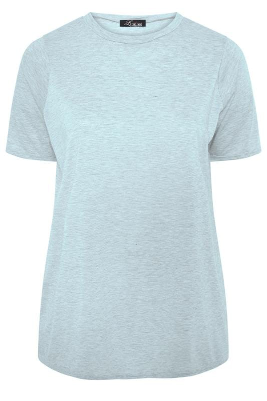 LIMITED COLLECTION Blue Marl Lounge T-Shirt