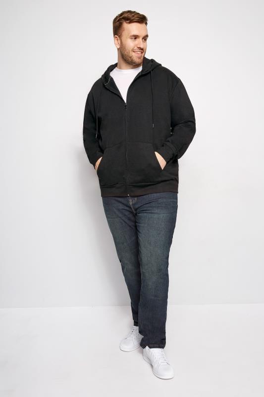 LOYALTY & FAITH Black Poulton Sweatshirt