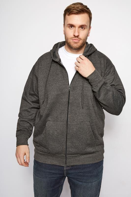 LOYALTY & FAITH Charcoal Grey Poulton Sweatshirt