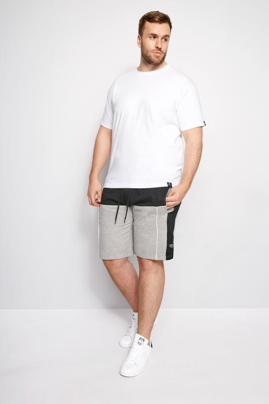 Jogger Shorts LOYALTY & FAITH Grey & Black Musto Short 200975