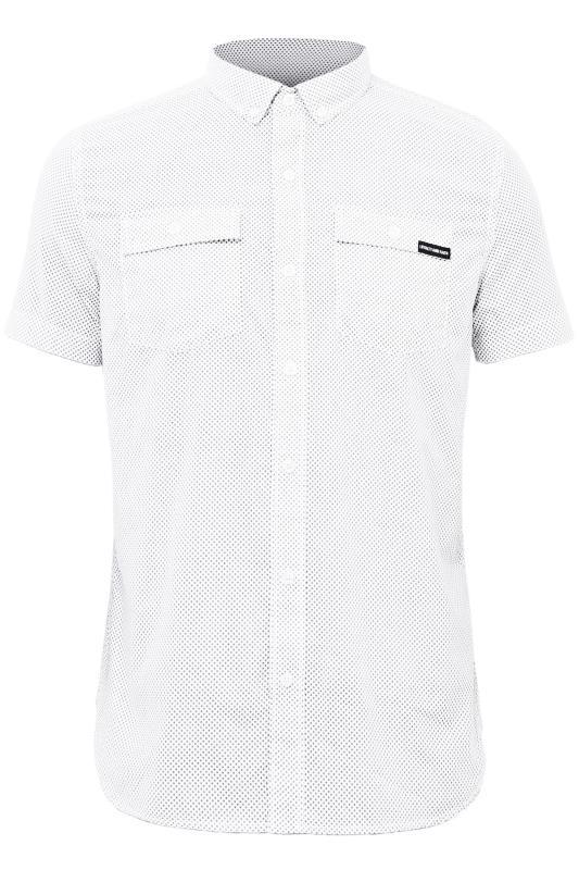 LOYALTY & FAITH Printed Button Down Shirt