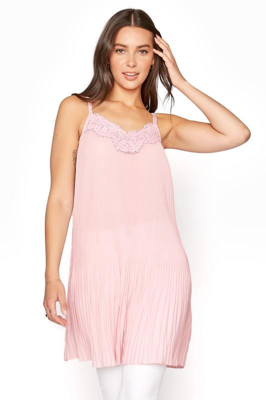 LTS Pink Pleat Lace Cami_535e.jpg