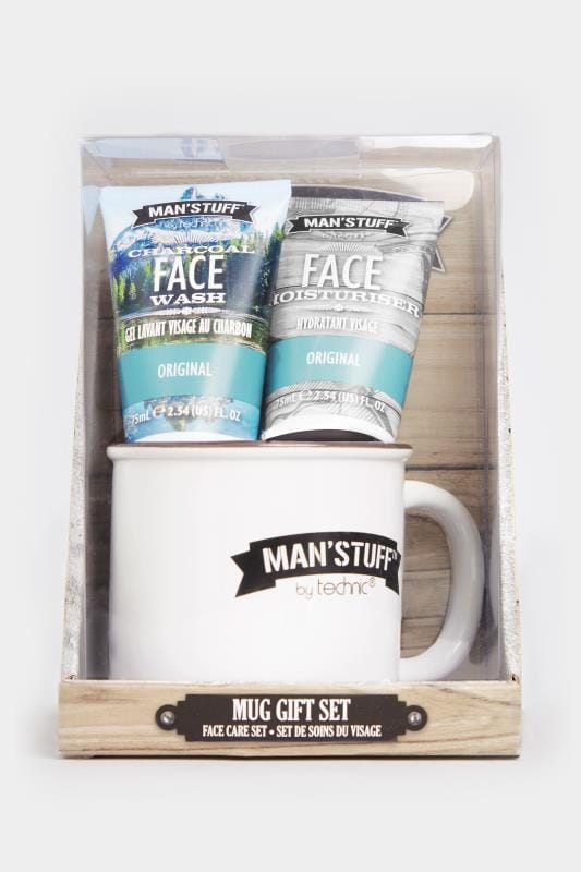 Plus-Größen Gifts MAN'STUFF Mug Gift Set