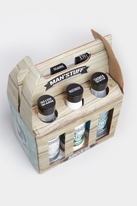MAN'STUFF 'Ultimate Six Pack' Toiletry Set