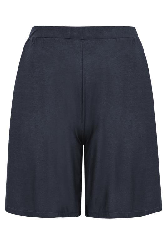 Navy Jersey Pull On Shorts_018c.jpg