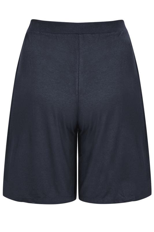 Navy Jersey Pull On Shorts_5b07.jpg