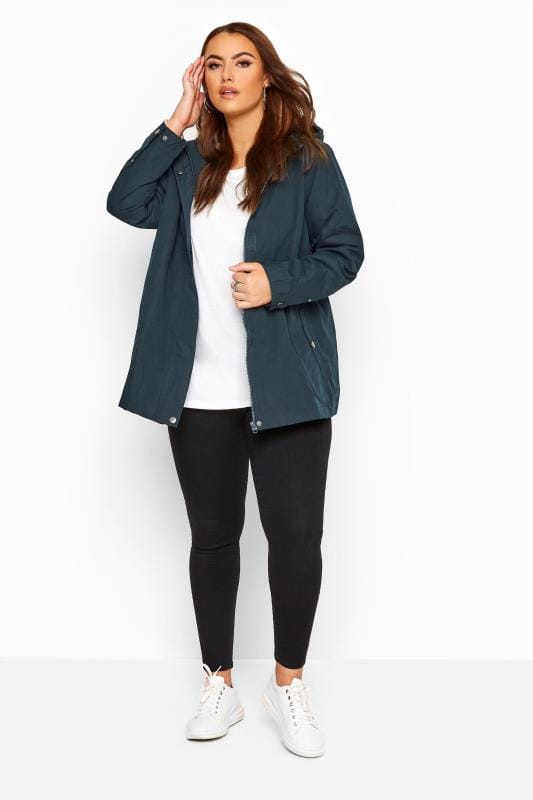 Navy Waterproof Jacket