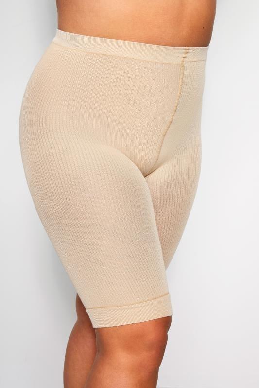 Nude Comfort Shorts
