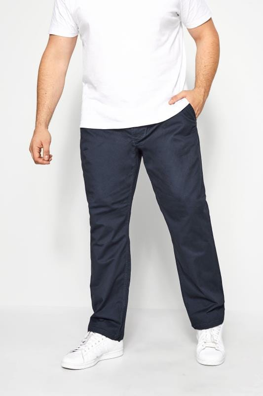 ONLY & SONS Navy Chinos