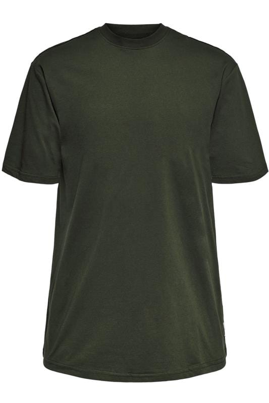 T-Shirts ONLY & SONS Khaki Green T-Shirt 202118