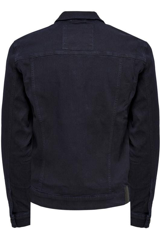 ONLY & SONS Blue Denim Jacket