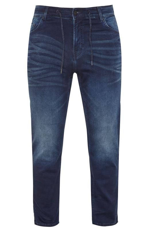 ONLY & SONS Blue Straight Leg Jeans