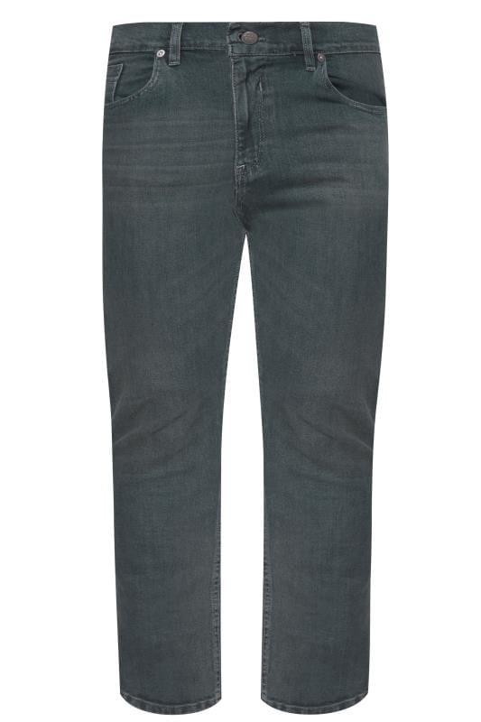 ORIGINAL PENGUIN Dark Blue Vintage Washed Jeans