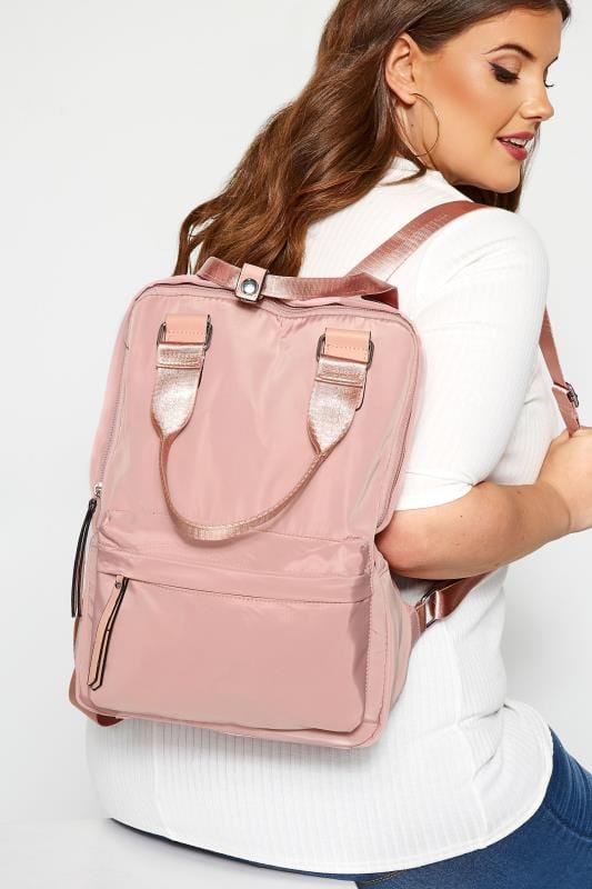 Bags & Purses Pink Backpack