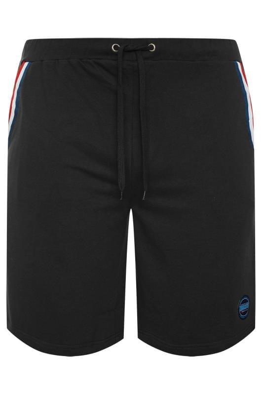 Jogger Shorts Tallas Grandes BadRhino Black Tape Jogger Shorts