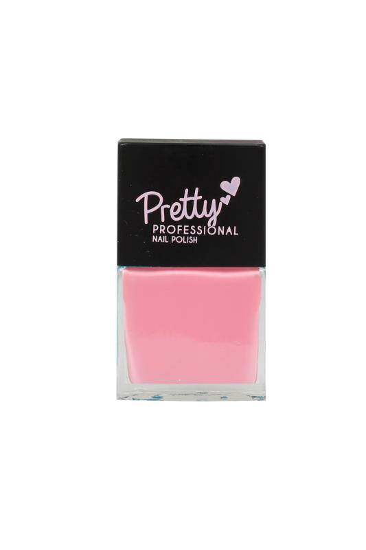 Pretty Professional High Shine Nail Varnish - Marshmallow Pink