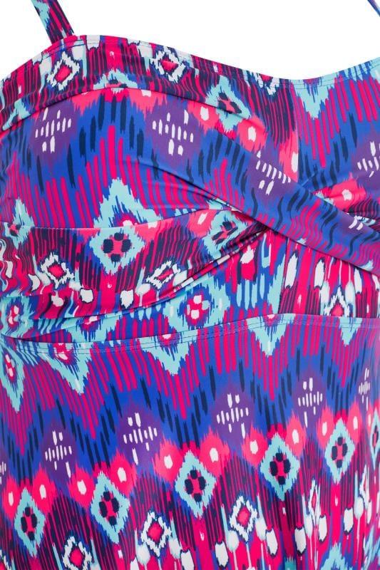 Tankini Top - Violett